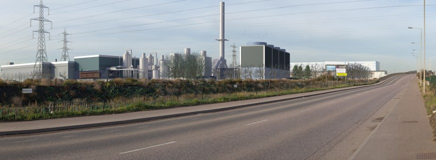 Thames Gateway Waste to Energy